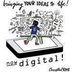 Relaunching CaptureIt but now with a digital twist! GraphicRecording wacomhellip