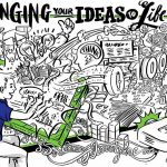 GraphicRecording conceptualeyes livedrawing conferenceseason is coming soon! Year end packageshellip